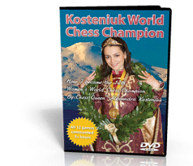 Chess Queen DVDs