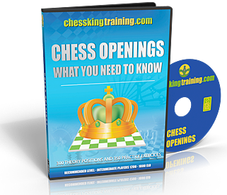 Chess King Training Openings Training Software