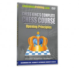 Complete Chess Course Disk 1 Opening Principles
