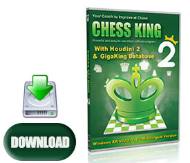 Chess King 2 with Houdini 2 Download