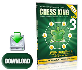 Chess King 3 Max with Houdini 3 Download
