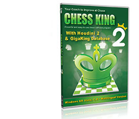 Chess King 2 with Houdini 2