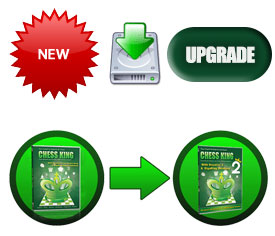 Upgrade from Chess King 1 to Chess King 2 with Houdini 2 Download (new June 2013) FREE!