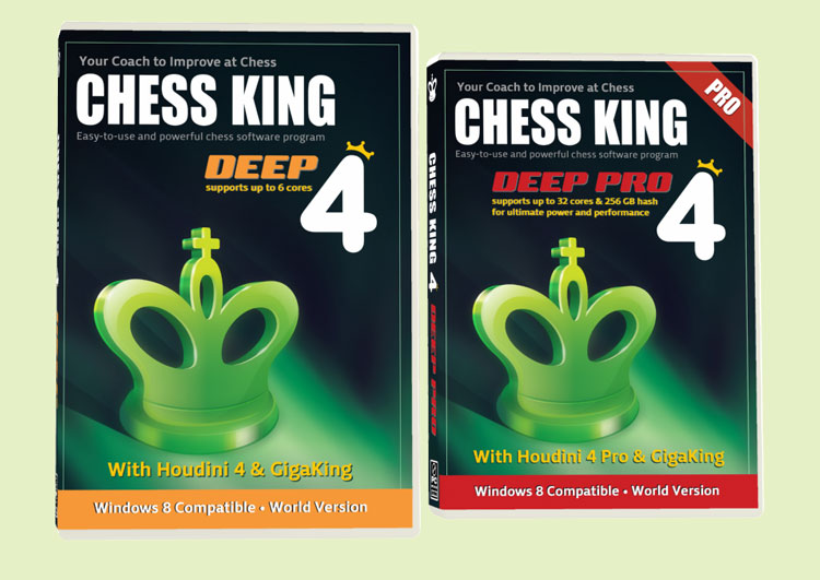 Chess King 4 announced