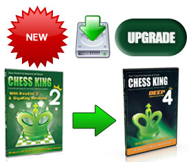 Upgrade from Chess King 2 to Chess King 4 with Houdini 4 Download (new for 2014)