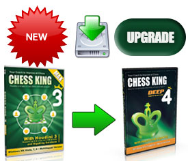 Upgrade from Chess King 3 to Chess King 4 with Houdini 4 Download (new for 2014)