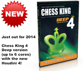 Chess King 4 Deep (new for 2014)